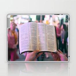 Street Preaching Laptop & iPad Skin