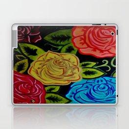 Rose Mural (Part One) Laptop & iPad Skin