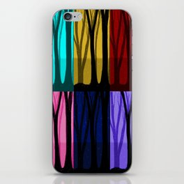 Magical Forest Multi iPhone Skin
