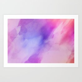 Abstract Background 315 Art Print