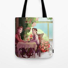 Spring Klaine Tote Bag