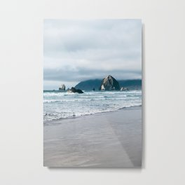 Cannon Beach VIII Metal Print
