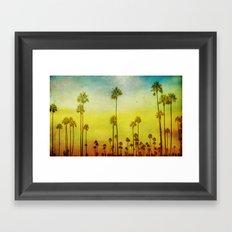California Love Framed Art Print