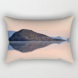 Salar de Uyuni 3 Rectangular Pillow