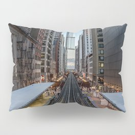 It's Quiet in the Morning Pillow Sham