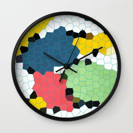 Gaudi Legacy Wall Clock