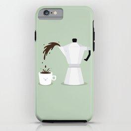 Espresso Time! iPhone Case
