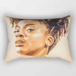 Ari Lennox Rectangular Pillow