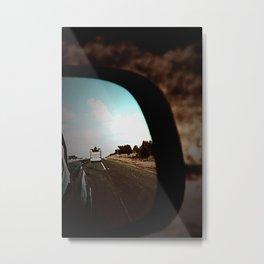 On the Road Again Metal Print