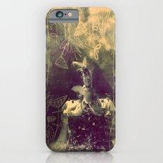 vintage princess iPhone 6 Slim Case