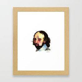 WILLSHAKESPEARE Framed Art Print