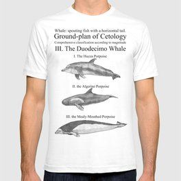 III. The Duodecimo Whale T-shirt