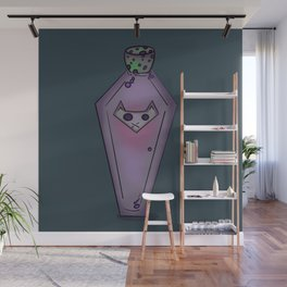 Kitty Tincture XXX Wall Mural