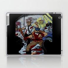 Zombie Rush  Laptop & iPad Skin