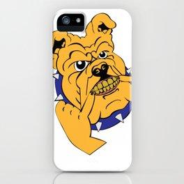 Aggie Gold iPhone Case