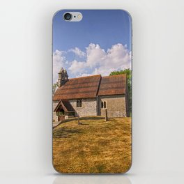 St Pancras Coldred iPhone Skin