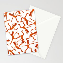 carrots party Stationery Cards