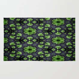 Concave Stature Pattern 2 Rug