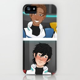 Who do you think you're kidding? iPhone Case