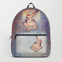 The Skateboarder Backpack