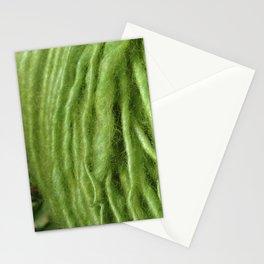 Spring Green Yarn Stationery Cards