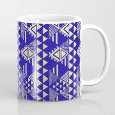 Ethnic Indigo Mug