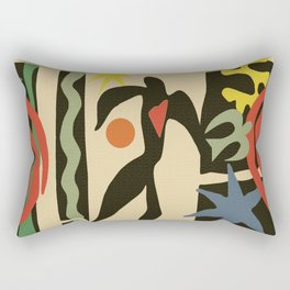Inspired to Matisse (vintage) Rectangular Pillow