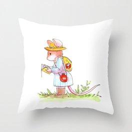 Explorer Throw Pillow
