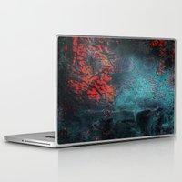 nightmare Laptop & iPad Skins featuring Nightmare by Tayler Smith