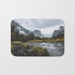 Yosemite Wonder Bath Mat
