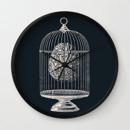 Free My Mind Wall Clock