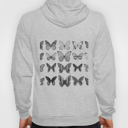 Mono Butterfly Collection Hoody