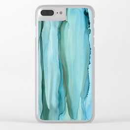 Dance With Me - Green 2016 Clear iPhone Case