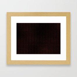 insidious electronic Framed Art Print