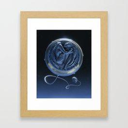 Orbiter II Framed Art Print