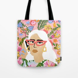 Fashion Is Calling Me Tote Bag