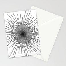 Porpita Porpita I B&W Stationery Cards