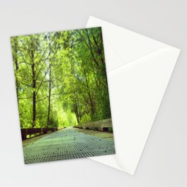 The Walkway Stationery Cards