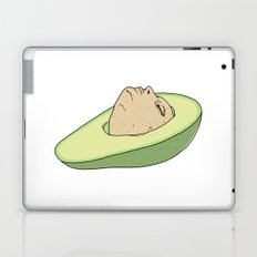 Man of Avocado Laptop & iPad Skin