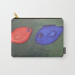 Fishies Carry-All Pouch