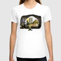 kermit T-shirts featuring Kermit the Hut by scott sherwood