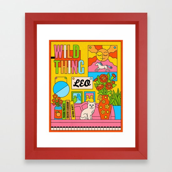 Leo Vintage Soul by berlinmichelle