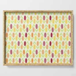 Bright Banksia Serving Tray