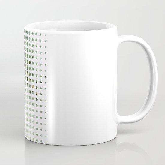mesh white Coffee Mug
