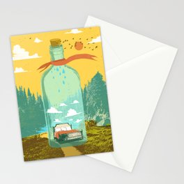 DREAM BOTTLE Stationery Cards