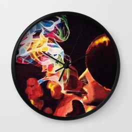 Carol Wall Clock