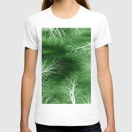 Green Midnight Trees T-shirt