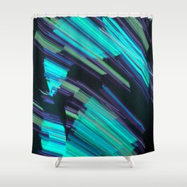Besieged, But NOT Defeated Shower Curtain