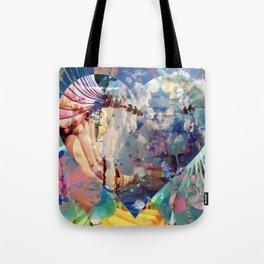 #Love Tote Bag