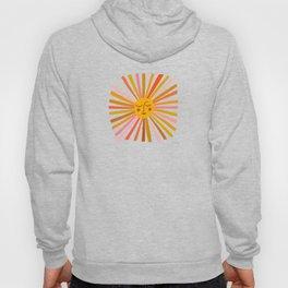 Sunshine – Retro Ochre Palette Hoody